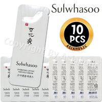 Sulwhasoo Everefine Lifting Ampoule Serum 1ml x 10pcs (10ml) Goa Ampoule Newist