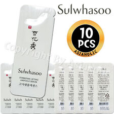 Sulwhasoo Everefine Lifting Ampoule Serum 1ml x 10pcs (10ml) Goa Ampoule Renewal
