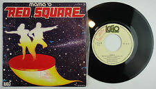 VANGELIS MAMA 'O Red Square COSMIC DISCO FUNK SPANISH PROMO SINGLE MINT
