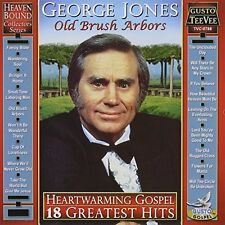 George Jones - Heartwarming Gospel: 18 Greatest Hits [New CD]