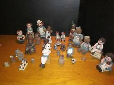 Sarah's Attic Collectible Figurines Huge Lot Variety Granny's Favorites Plus +