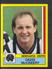 Panini Football 1987 Sticker - No 192 - David McCreery - Newcastle United (S855)