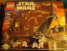 Star Wars Lego 75059 Sand Crawler SandCrawler set new in box