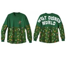 Walt Disney World Enchanted Tiki Room Spirit Jersey Pullover Top Shirt M Medium