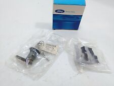 NOS OEM Ford CYLINDER DOOR LOCK KIT WITH KEYS AND HARDWARE D2AZ-6521984-A
