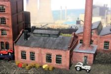 Gaugemaster GMKD1007 N Gauge Brewery Boiler House Kit