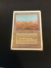 Unlimited Scrubland Dual Land Mtg Magic The Gathering Card MP