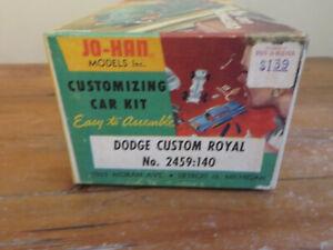 Original Johan 1959 Dodge Custom Royal  Box 1/25