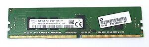 Hynix 8GB PC4-2400T DDR4 2400TMHz Desktop Memory HMA81GR7MFR8N-UH