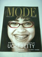 Ugly Betty Japan Official Book Free Shipping
