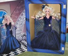 BARBIE SAPPHIRE DREAM BARBIE SOCIETY STYLE COLLECTION LIMITED EDITON 1995