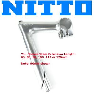 "Classic Nitto Premium NP Quill Stem 26.0mm x 1"" (formerly Pearl ) fits 1"" fork"