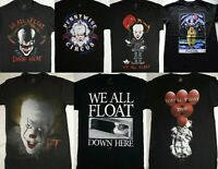 It The Movie We All Float Pennywise The Clown T-Shirt