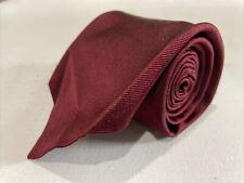 Polo Ralph Lauren Men's Red Solid Silk Neck Tie $78
