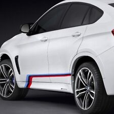 BMW X6M F86 side graphics decals M SPORT M Performance M Tech