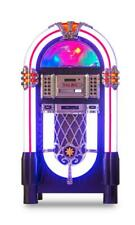 Retro JUKEBOX Turnplayer CD USB AUX MP3 Radio B-tooth Juke box Changes Colors