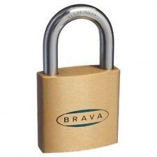 BRAVA PADLOCK 50mm KEYED ALIKE