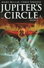 Jupiters Circle #4 (NM)`16 Miller/ Sprouse (Cover A)