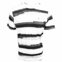 Volcom Men's White Bellovisto Crew S/S T-Shirts (S07)