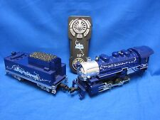 Lionel Frosty the Snowman Express Train O-Scale Engine Tender & Rermote 6-81284