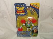 Disney Pixar Toy Story CHECKER THROWING BUZZ LIGHTYEAR Action Figure NEW Throwin