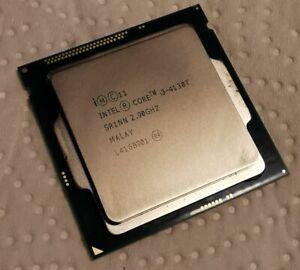 Intel Core i3 4130T 2x 2,90GHz Sockel 1150 SR1NN