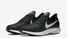NIKE WOMENS AIR ZOOM PEGASUS 35 RUNNING TRAINER - ALL SIZES - BLACK/WHITE