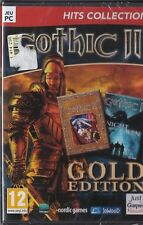 JEU PC GOTHIC II GOLD EDITION STRATEGIE BATAILLE QUETES MISSION WINDOWS XP/7