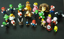 24 Pcs Super Mario Figure Toys doll mini Action figures Cute Gift Collection  UK