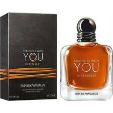 Stronger With You Intensely by Emporio Armani, 3.4 oz Edp Spray