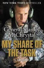 My Share of the Task: A Memoir, McChrystal, General Stanley, Good Book