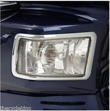 Honda Gold Wing GL1500 GL 1500 Goldwing - 52-573 chrome driving light BEZELS