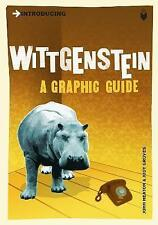 Introducing Wittgenstein: A Graphic Guide by John Heaton - free postage