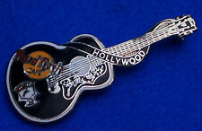 HOLLYWOOD ELVIS PRESLEY DEAD ROCKER ACOUSTIC GUITAR SERIES Hard Rock Cafe PIN