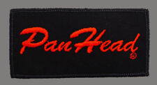 HARLEY DAVIDSON GENUINE PAN HEAD PATCH