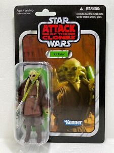 Star Wars The Vintage Collection VC29 Kit Fisto MOC
