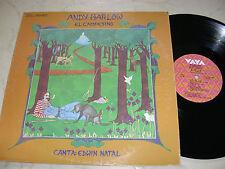 ANDY HARLOW El Campesino *ORIGINAL VAYA RECORDS LP 1975*