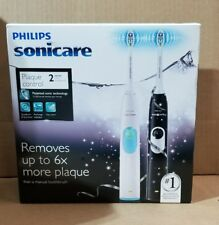 Philips Sonicare Plaque Control 2 Series Dual Sonic Toothbrush Free Shipping