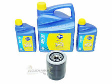 MITSUBISHI L200 2.5 DID ENGINE OIL 7LT 5W30 FULLY SYNTHETIC + FILTER SERVICE KIT