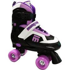 Mongoose Girls' Quad Skates, Large W