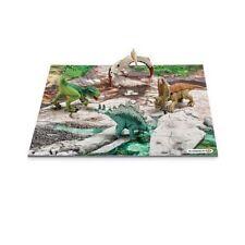 Schleich 42213 - Mini Dinos mit Puzzle Entdeckerzone
