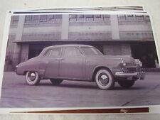1947  STUDEBAKER  LAND CRUSER 11 X 17  PHOTO  PICTURE