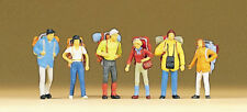 Preiser 10113  Young travellers HO 1:87 amazing detail