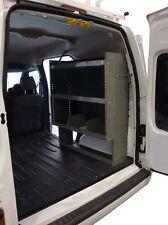 Van Shelving Storage Unit - Space Saver Full Size Ford, GMC, Chevy 45Lx44Hx13D