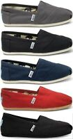 Free Shipping! Toms Women's Classics Canvas Slip on