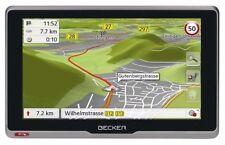 """Becker Navigationsgerät transit6s EU Truck & Camper Navigation Travel Guide 6,2"""""""