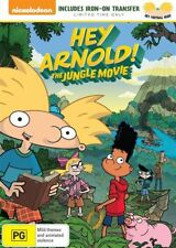 Hey Arnold!: The Jungle Movie (Includes Iron-On Transfer) = NEW DVD R4