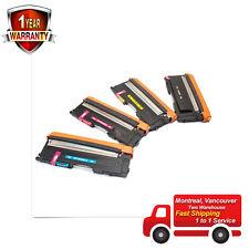 4PK Toner for Samsung CLT-409S CLP-310 CLP-310N CLP-315 CLP-315W CLX-3170