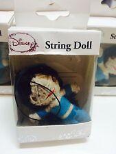 "NEW Disney ALADDIN GENIE Princess JASMINE  2 1/2"" String Voodo Doll Figure"