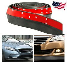 Samurai 8.3' Car Front Bumper Lip Splitter Body Side Spoiler Skirt Universal